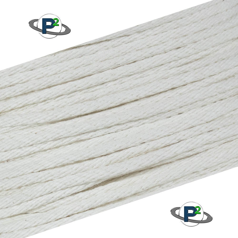 3//8 1//2 3//16 and 1//8 inch Sizes 1//4 Sash Cord Available in Various Colors Paracord Planet Solid Braid Poly Cotton Rope