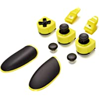 Thrustmaster - eSwap Yellow Color Pack, 7 módulos