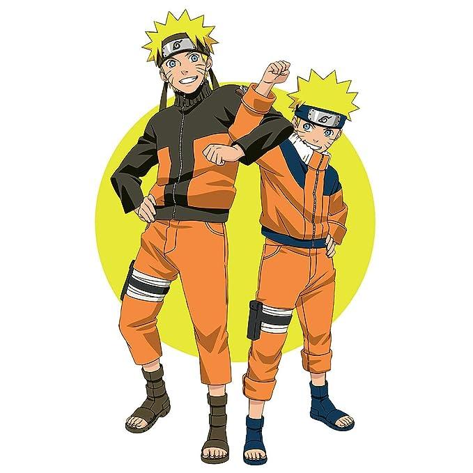 Camiseta Serie Manga y Anime Mujer Naruto: Amazon.es: Ropa y ...