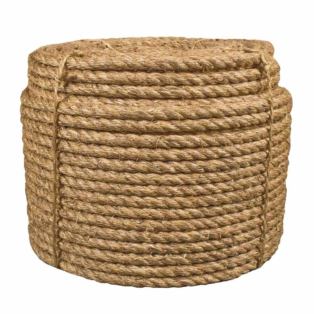 1 Inch by 100 Feet Manila Rope