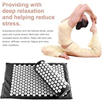 Qewmsg Body Head Foot Neck Massager Cushion Mat