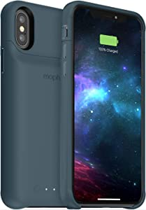 mophie 401002828 Juice Pack Access - Ultra-Slim Wireless Battery Case - Made For Apple iPhone Xs/iPhone X (2,000mAh) - Stone