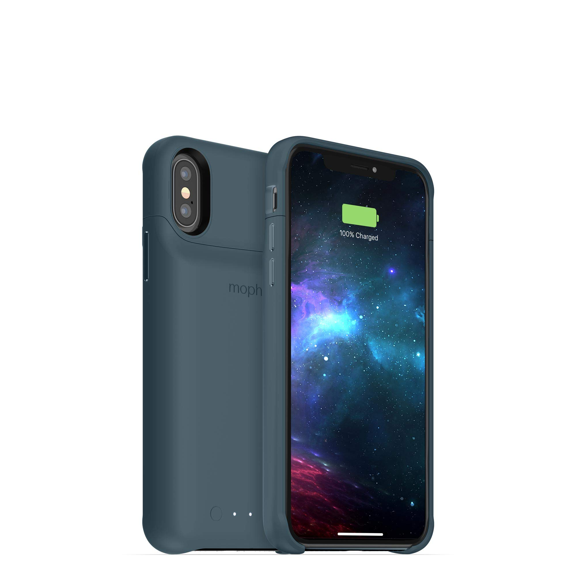mophie Juice Pack Access Battery Case Made for Apple iPhone Xs/X (2,200mAh) - Stone