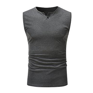 71fc1de0c12491 semen Herren Ärmellos Weste Muskelshirt Tanktop Tankshirt T-Shirt  Unterhemden Fitness Athletic Sommer Training Oberteile