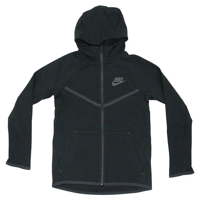 f63ab734e Amazon.com: Nike Sportswear Tech Fleece Windrunner Hoodie Sweatshirt ...