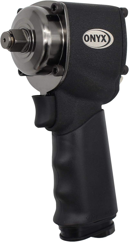 "Astro Pneumatic Tool 1822 ONYX 1/2"" Nano Impact Wrench - 450ft/lb"