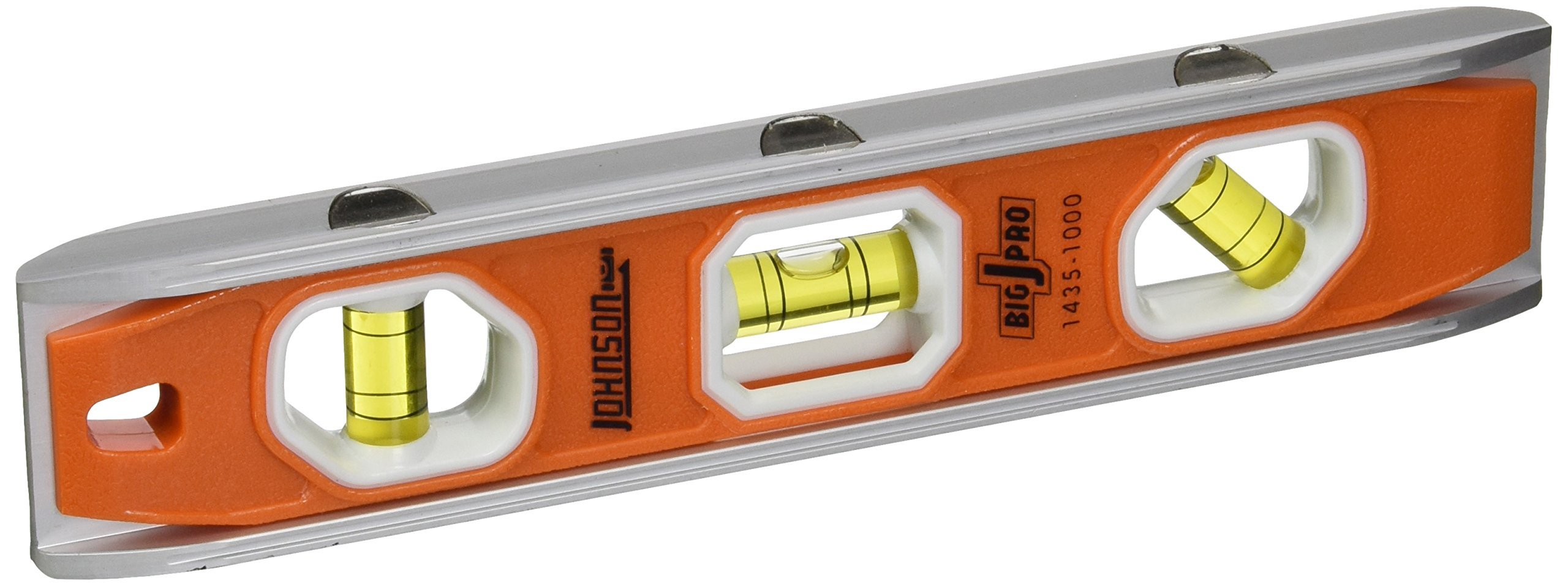 Johnson Level & Tool 211310 Professional Torpedo Level