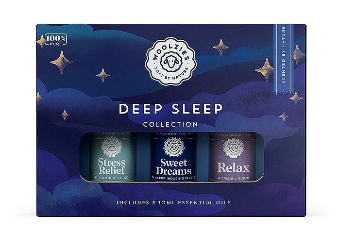 Top 10 Nature Love Essential Oils Sleep