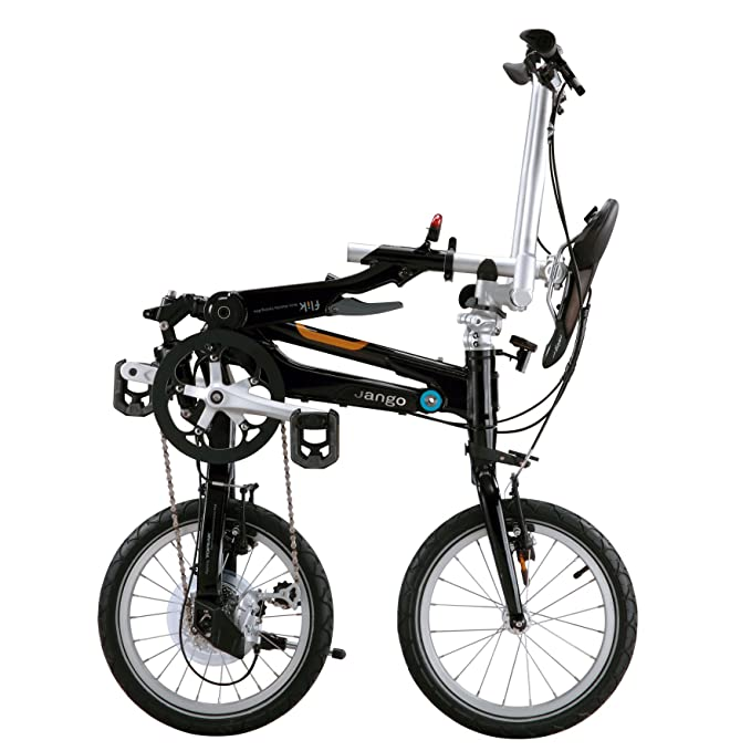 Jango - Bicicleta plegable (7 velocidades, 16