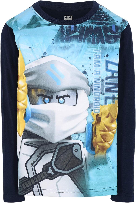 LEGO Jungen Mwg-Langarmshirt Ninjago T-Shirt