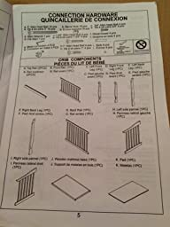 ikea sniglar cot assembly instructions