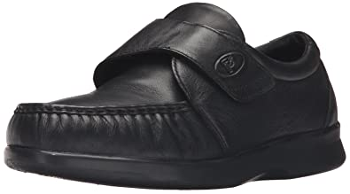 5860d693d033 Propet Men s Pucker Moc Strap Shoe