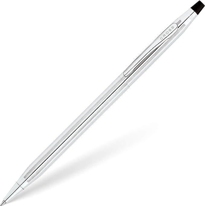 Cross - Bolígrafo utrasuave brillante cromo - Ref 3502: Cross: Amazon.es: Oficina y papelería