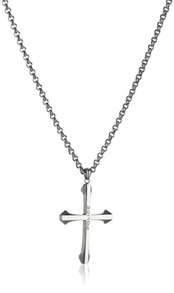 lifestyle necklace gioielli en jewellery police