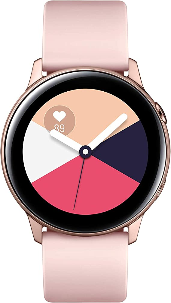 Samsung Galaxy Watch Active Reloj Inteligente Oro Rosa SAMOLED 2,79 cm (1.1