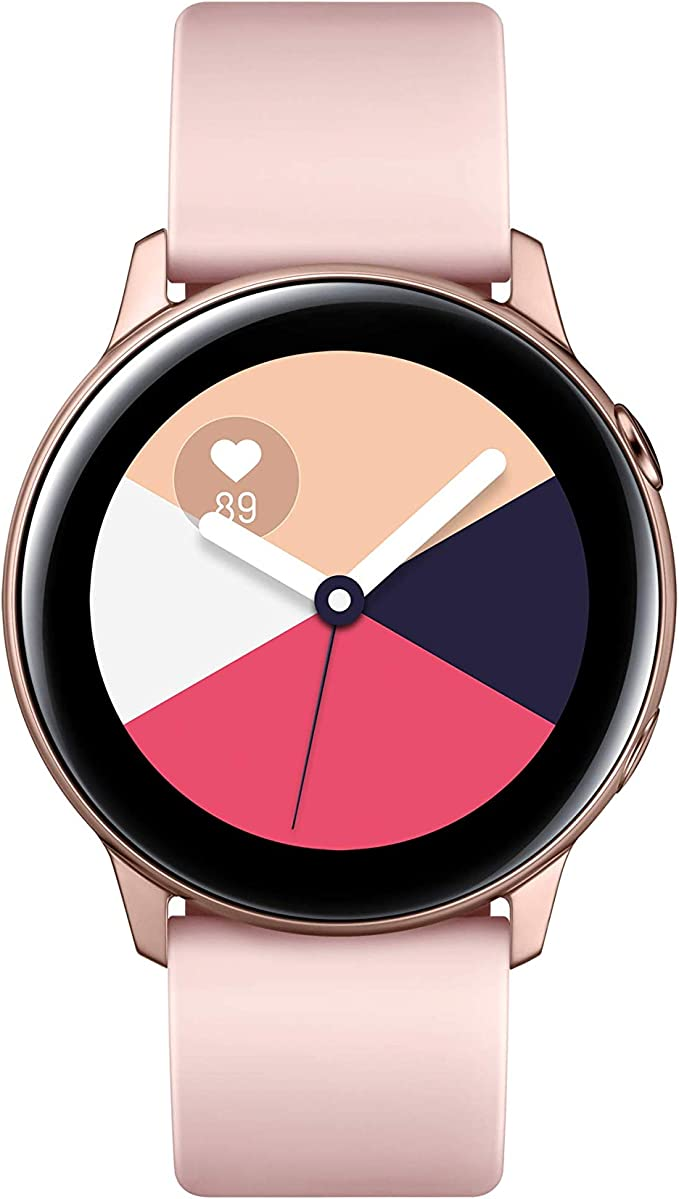 Samsung Galaxy Watch Active Reloj Inteligente Oro Rosa SAMOLED 2 ...