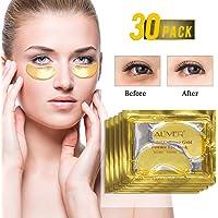24k Gel de oro colágeno mascarilla para ojos