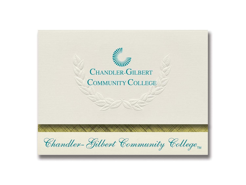 Signature Ankündigungen chandler-gilbert Community College Graduation Ankündigungen, platin Stil, Elite Pack 20 mit chandler-gilbert CC LOGO Farbe B0793MT3XL | Treten Sie ein in die Welt der Spielzeuge und finden Sie eine Quelle des Glücks