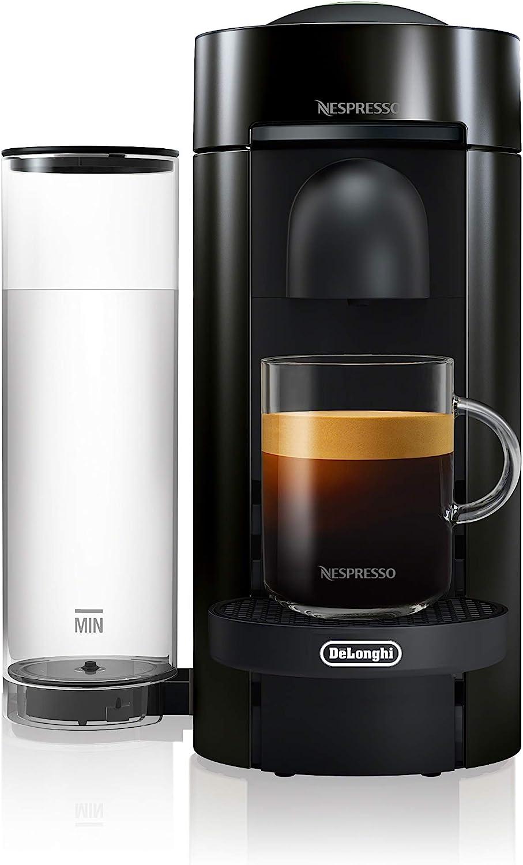 Nespresso by De'Longhi ENV150B Vertuo Plus Coffee and Espresso Machine by De'Longhi, Ink Black
