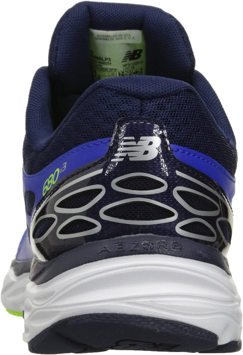 New Balance 680, Zapatillas de Running para Hombre: New Balance: Amazon.es: Zapatos y complementos
