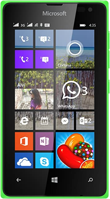 Microsoft Lumia 435 DS - Smartphone libre Windows Phone (pantalla ...