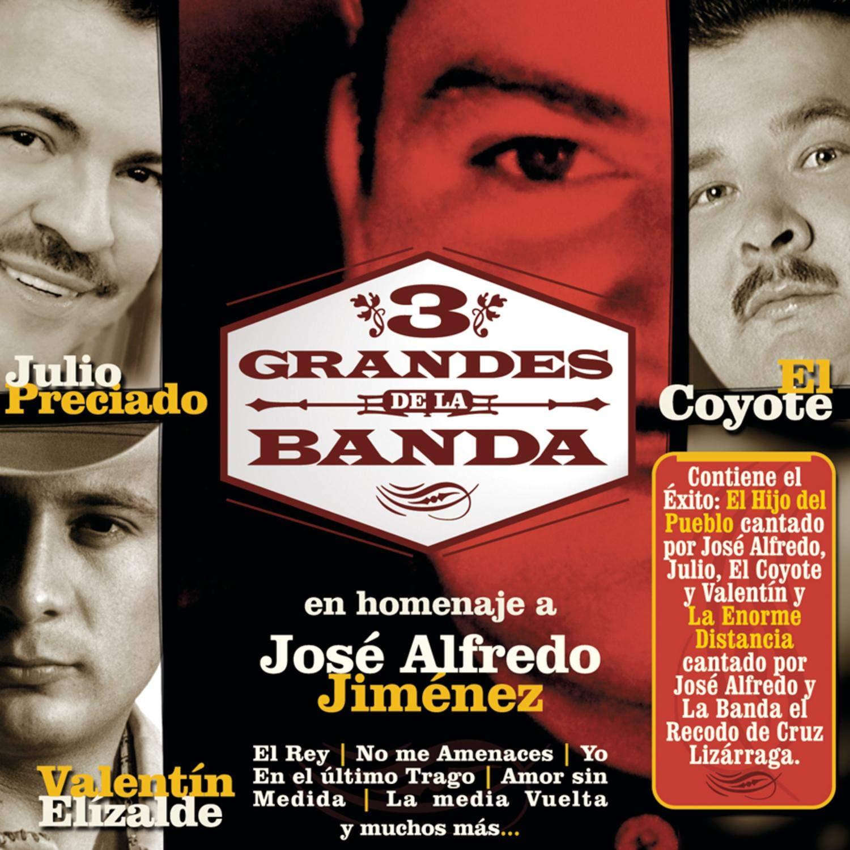 3 Grandes De La Banda Sacramento Mall En Alfredo Homenaje Jimenez Lowest price challenge A Jose