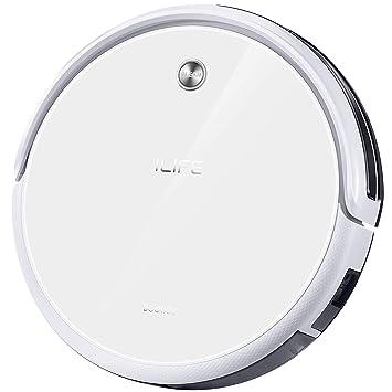 ILIFE A40 Robot Aspirador Blanco: Amazon.es: Electrónica