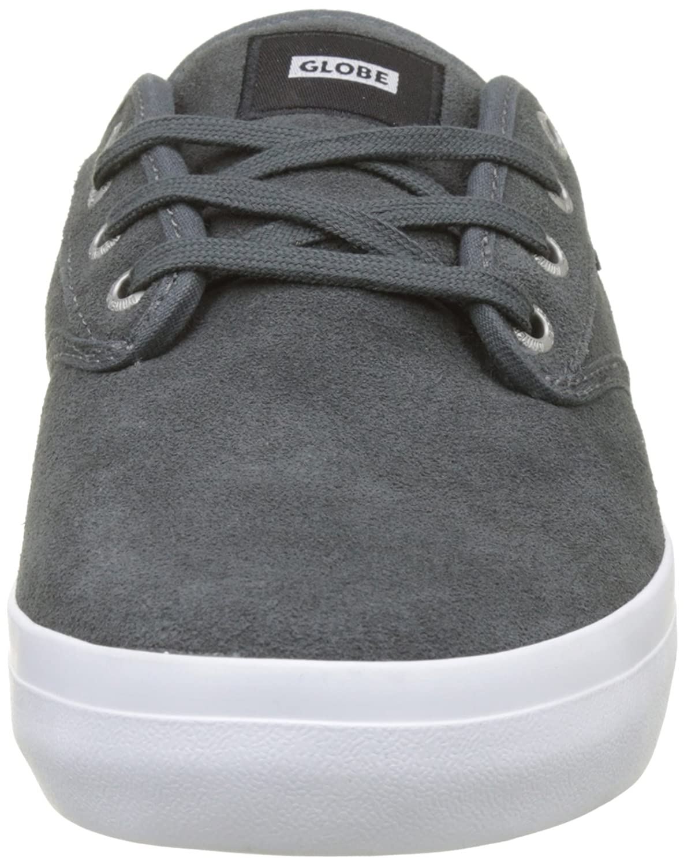 Globe Motley, Sneaker Uomo, Nero (Black/Black/Phantom 20282), 44 EU