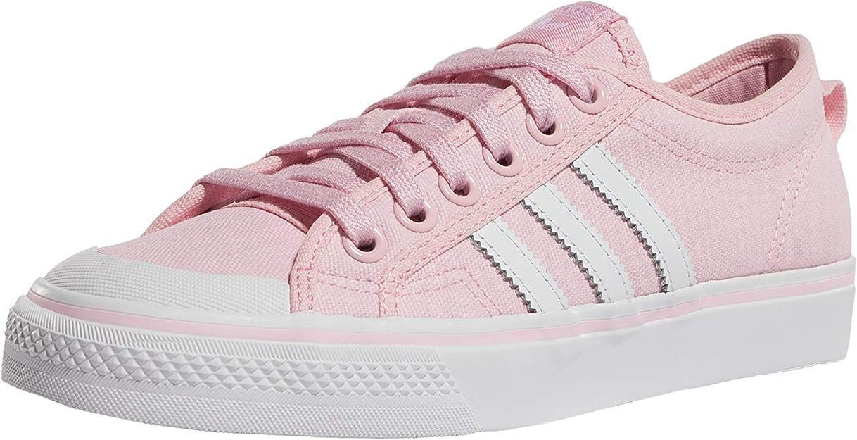 Groenlandia Sin alterar yo mismo  adidas Originals Damen Sneaker Nizza W CQ2539 Rosa, Schuhgröße:38 2/3:  Amazon.de: Schuhe & Handtaschen
