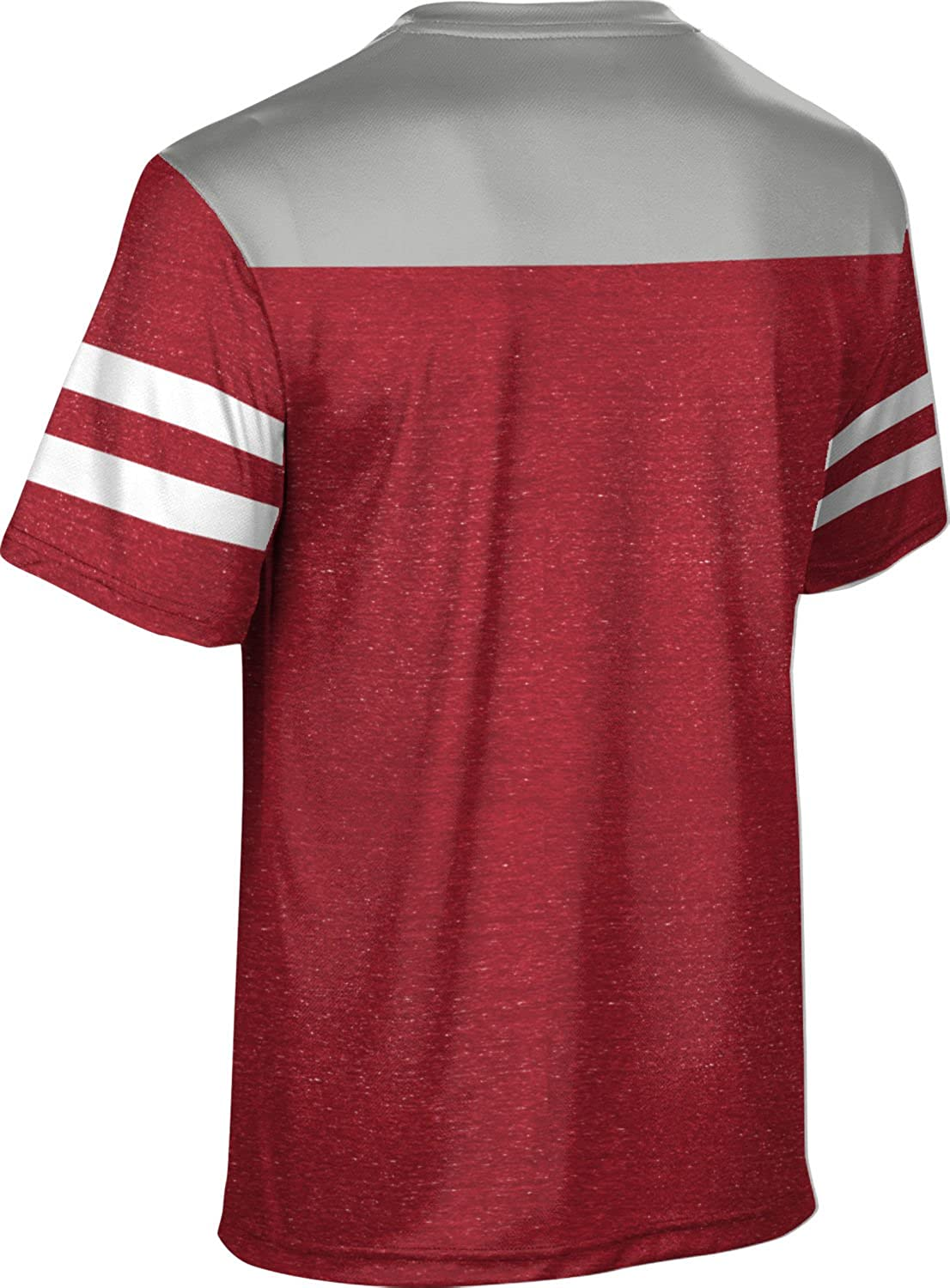 14-16 NCAA Iowa State Cyclones Youth Boys  Short Sleeve Performance Tee Youth Boys Large Dark Red
