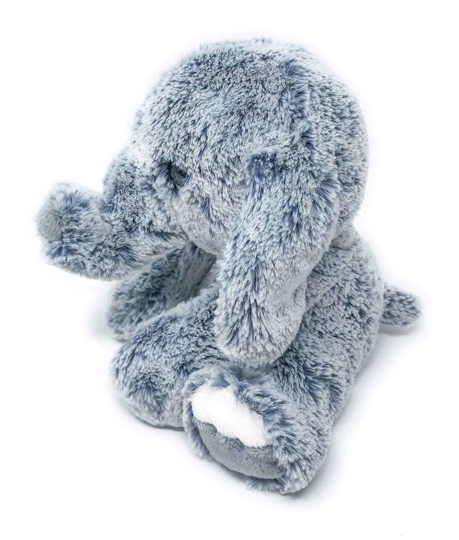 "Aurora World Lil Benny Phant 7/"" Plush Stuffed Animal Blue and Grey Plush"