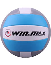 Molee Beachvolleyball,Volleyball,Beach und Funball Größe 5 Weicher Ballkontakt