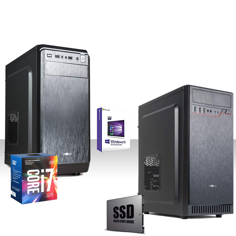 GAMA SSD PC DESKTOP INTEL i7-7700 4.2 GHZ/ HD Gráficos 630 4K ...
