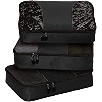 eBags Medium Packing Cubes for Travel - 3pc Set