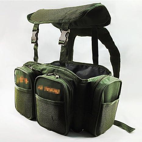 Amazon.com   Fishing pack Fishing Tackle Bag Backpack fish bag ... ccd613757756f