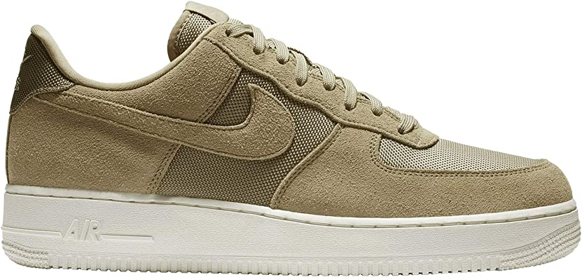 Details about Nike Air Force 1 '07 1 Low Parachute Beige White AO2409 200 Men's 12