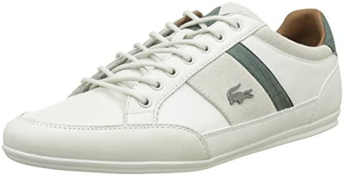 Mens Chaymon 417 1 Cam Off Low-Top Sneakers Lacoste
