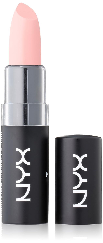 NYX Matte Lipstick Pale Pink