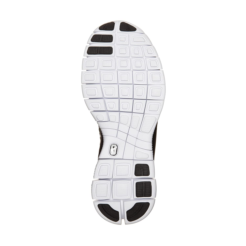 Nike Free 5.0 Hypervenom, Chaussures de sport Unisexe enfant black black grey dark metallic zinc 001 uk 3.5 us 4Y eu 36