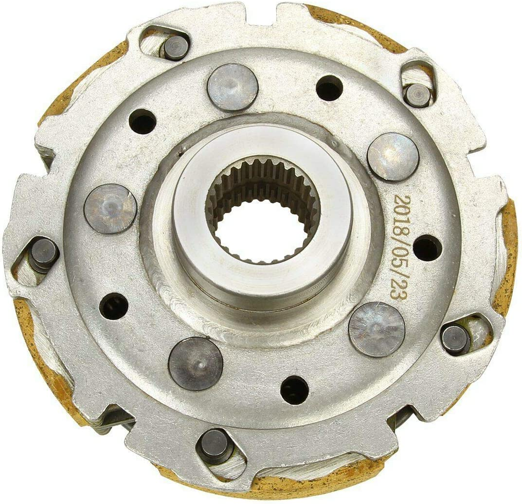 Flever Primary Sheave Clutch Carrier Housing Oneway Gasket Replacement for 2004-2007 Yamaha Rhino 660 5KM-17611-00-00