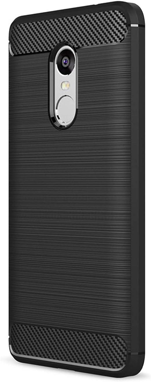 KaiTelin Funda XiaoMi RedMi Note 4X - Moda Delgado TPU Cáscara ...