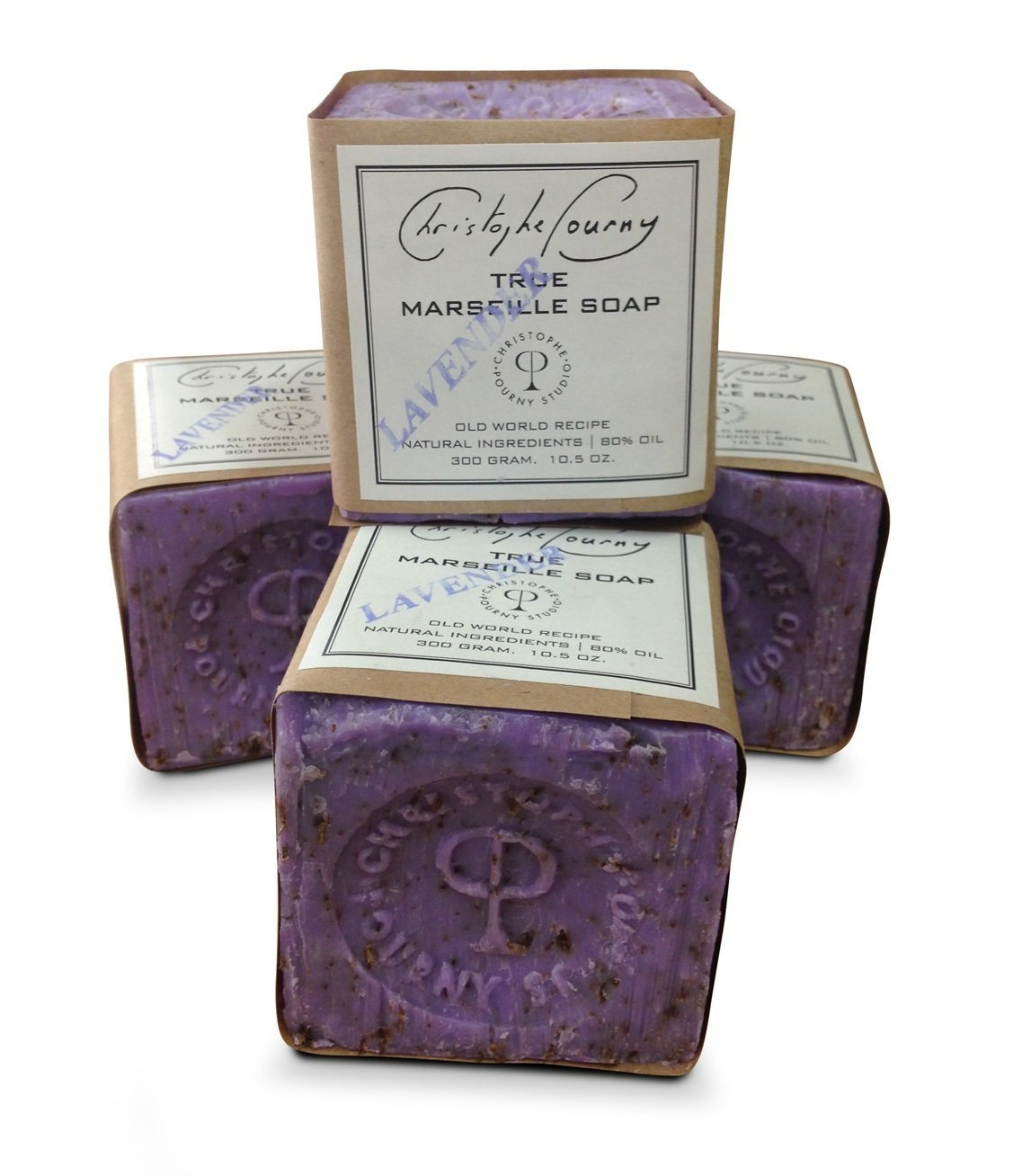 Lavender Marseille Soap