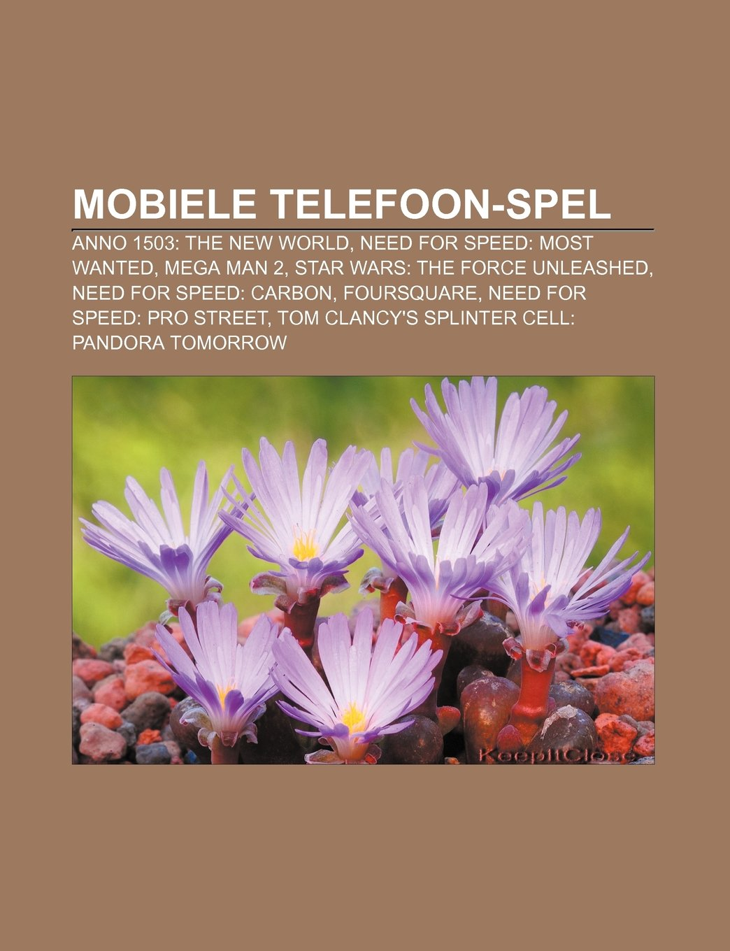 Mobiele telefoon-spel: Anno 1503: The New World, Need for ...
