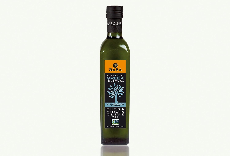 25% OFF Gaea North America Oil Olive extra virgin, 17 fl oz.