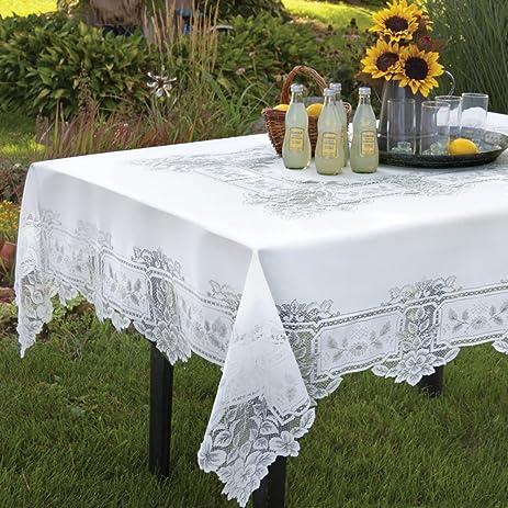 Heirloom 70 X 108 Rectangle Tablecloth