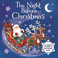 The Night Before Christmas: Picture Story Book