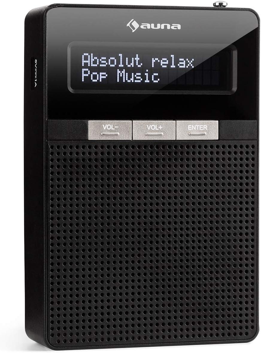 Auna Digiplug Fm Steckdosen Radio Radio Mit Rds Ukw Elektronik