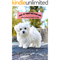 How To Train Maltese Dog: Learn The Way To Training You Dogs: Maltese Dog Training