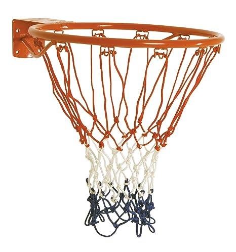 Sure Shot - Aro de Baloncesto con Red, Color Naranja y Blanco ...