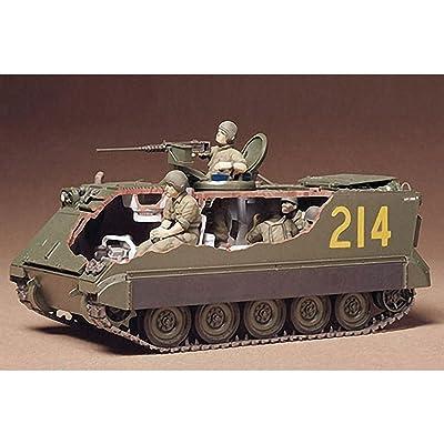 Tamiya America, Inc 1/35 US M113 A.P.C. Kit, TAM35040: Toys & Games